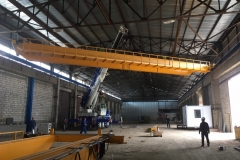 Manufacturing of cranes