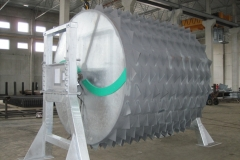 Crusher for the Finnish paper industry