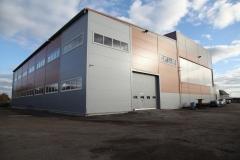 Vergine Production Hall